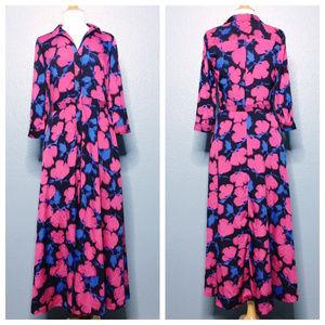 Banana Republic | Button Down Pocket Maxi Dress